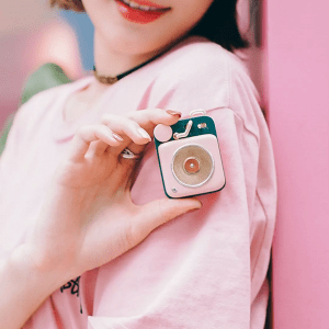 Loa bluetooth Xiaomi Elvis Presley Atomic Player B612