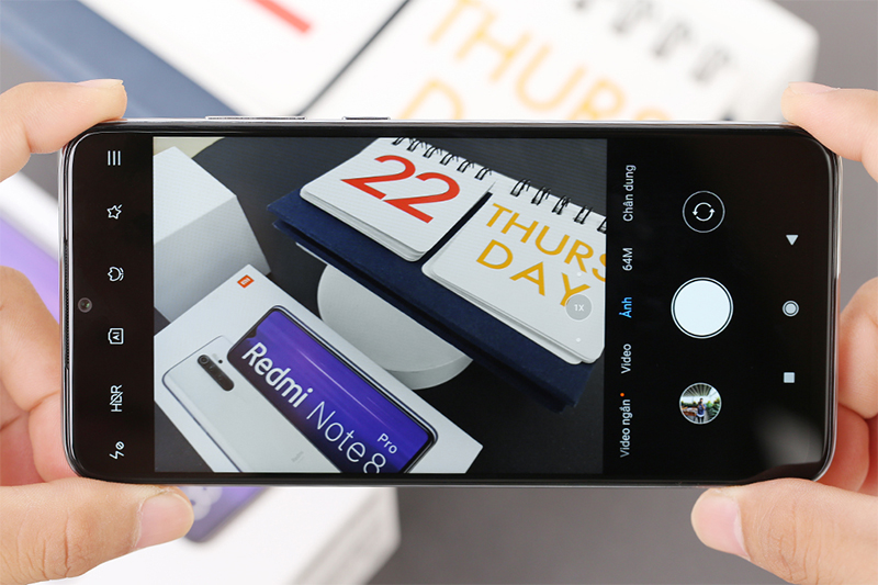 điện thoại redmi note 8 pro