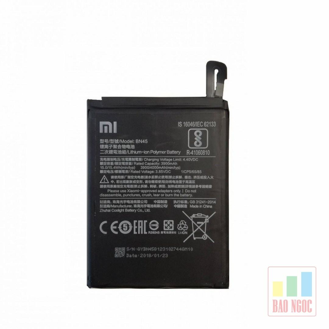 Pin Xiaomi Redmi Note 5 Pro ( BN45 )