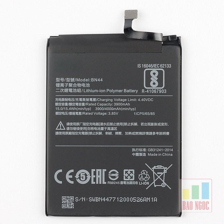 Pin Xiaomi Redmi 5 Plus ( BN44 )