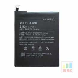 Pin Xiaomi Mi Note Pro ( BM 34 )
