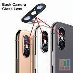 Kính camera thay thế cho iPhone XS
