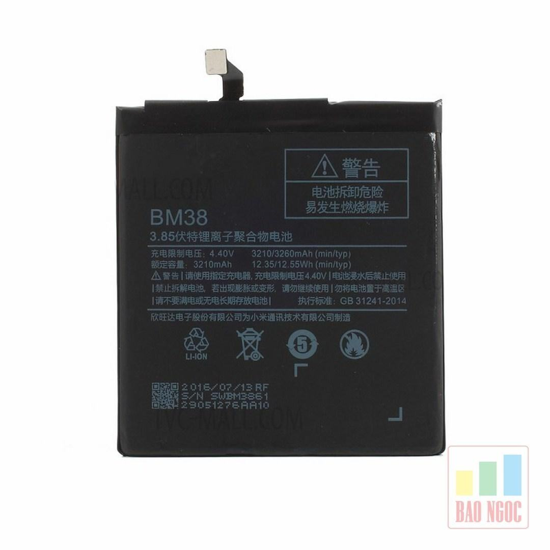 Pin Xiaomi Mi 4S ( BM38 )