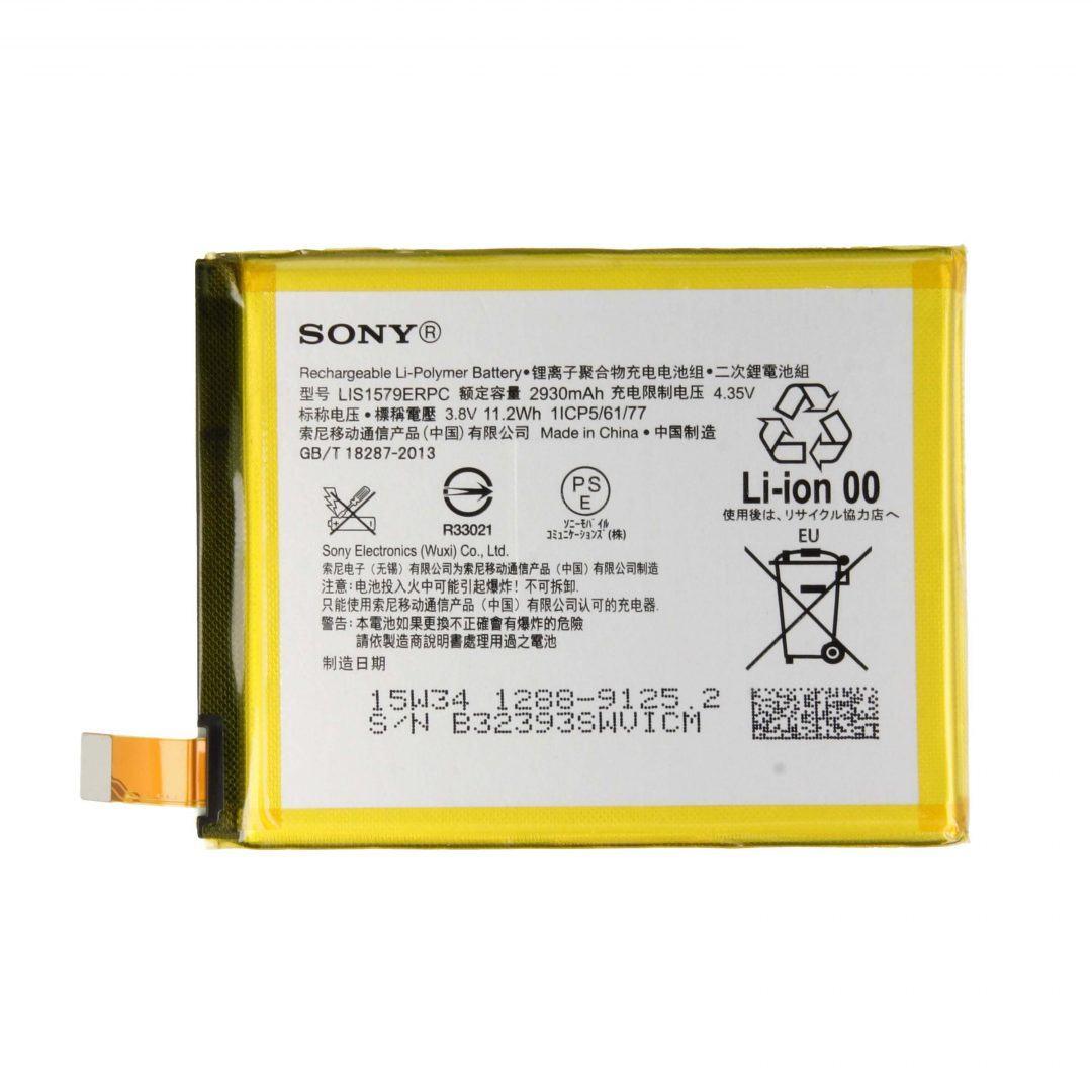 Pin Sony Z4,Z3+,C5 Ultra Dual