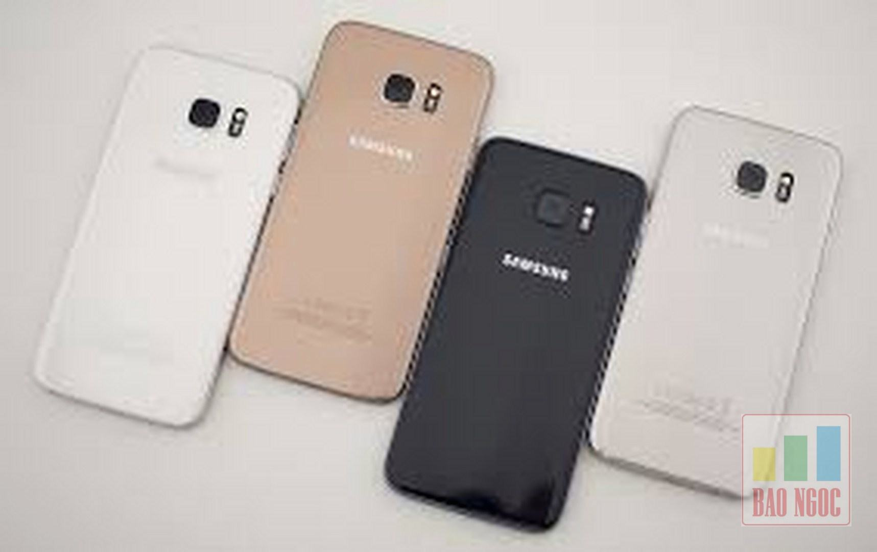 Lưng Samsung S6