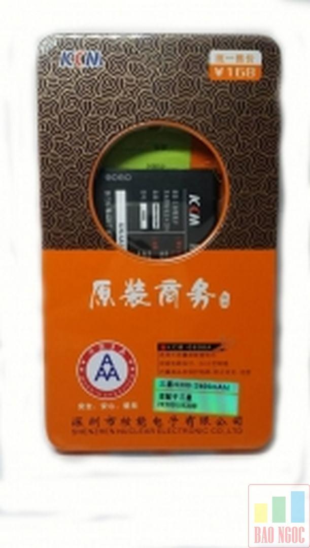 Pin KCM Samsung Note 4