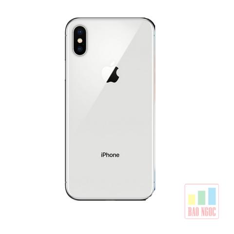 Lưng kính iPhone X