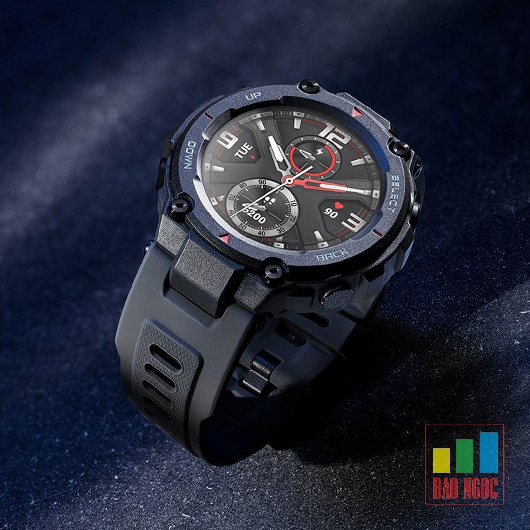 Đồng hồ AMAZFIT T-REX ROCK - black