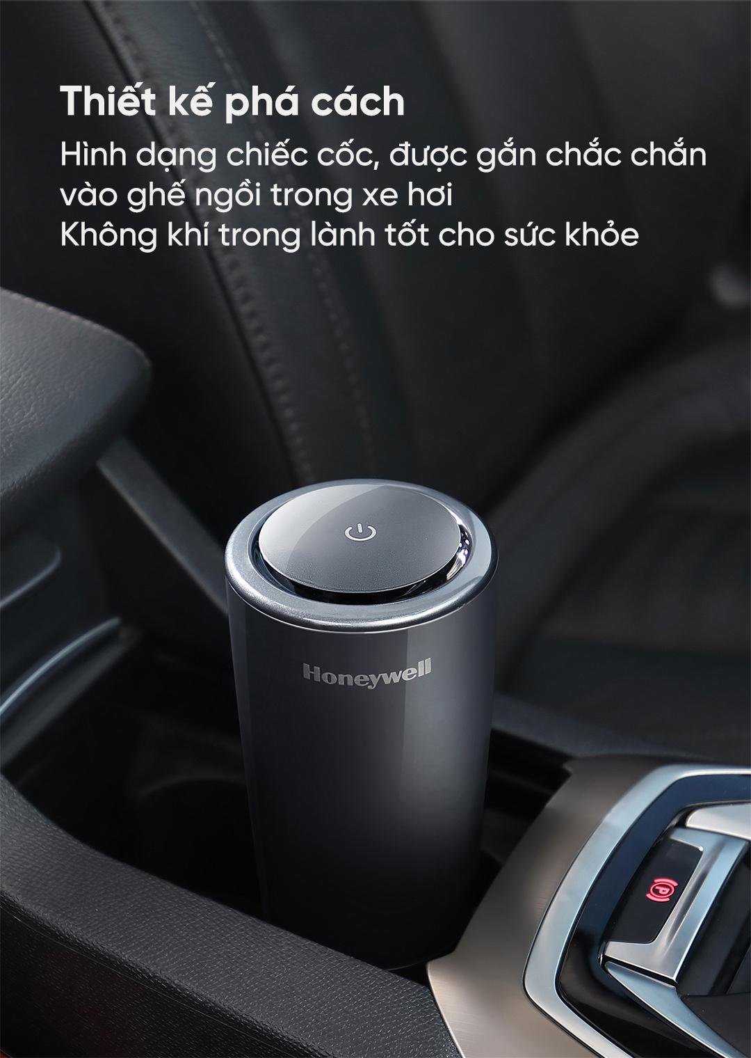 Máy khử trùng, khử mùi xe ô tô Honeywell MSE-U1