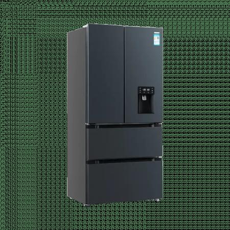 Tủ lạnh thông minh lấy nước bên ngoài Ocooker 445L BCD-445WS4