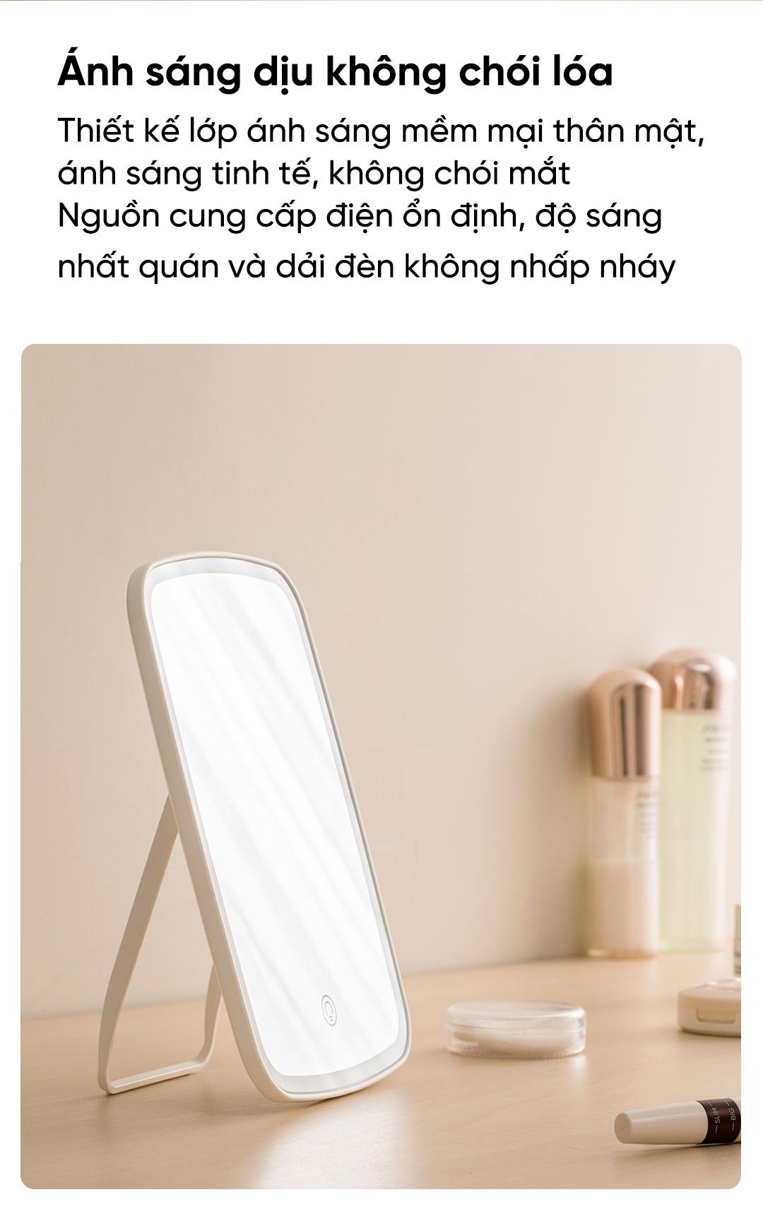 Gương trang điểm Xiaomi Jordan Judy NV026