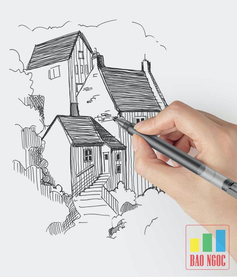 Hộp Bút bi Xiaomi Jumbo Gel Ink Pen